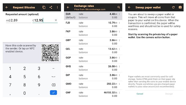 bitcoin wallet wallet bitcoin - 6 Bitcoin Wallet - 5 Aplikasi Wallet Bitcoin di Android Terbaik