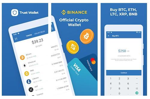 Trust Crypto Wallet Bitcoin wallet bitcoin - 6 Trust Crypto Wallet - 5 Aplikasi Wallet Bitcoin di Android Terbaik
