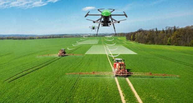 eknologi pertanian presisi wallet bitcoin - drone512 620x330 1 - 5 Aplikasi Wallet Bitcoin di Android Terbaik