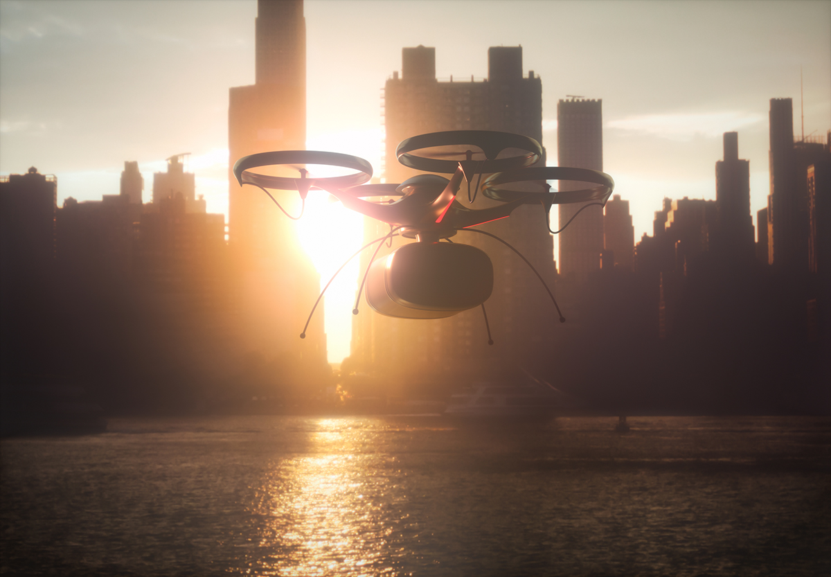 manfaat teknologi drone investasi cryptocurrency - package delivery by drone P2AGBV2 - Cryptocurrency. Peluang Investasi atau Jebakan?