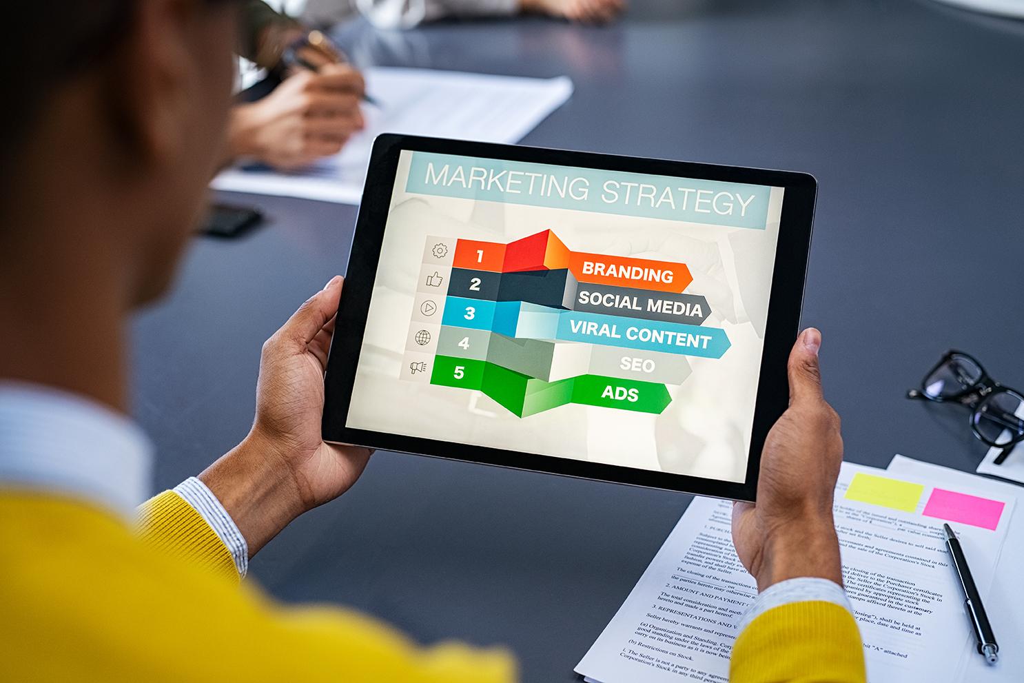 strategi pemasaran bisnis online cara memulai jualan online - digital marketing strategy N7XCHV3 - Cara Memulai Jualan Online