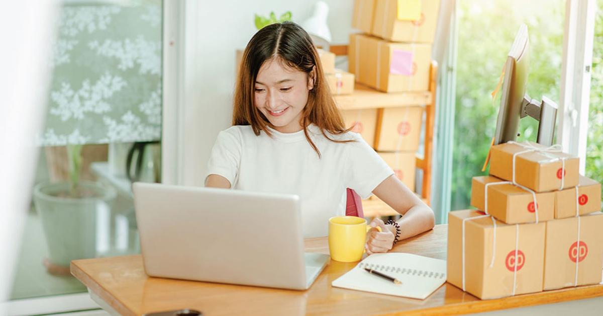 cara memulai jualan online - 1Peluang Bisnis Online Tanpa Modal Untuk Mahasiswa yang Menguntungkan - Cara Memulai Jualan Online