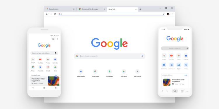 font chrome - chrome new ui 750x375 - Cara Memperbesar Ukuran Teks Di Google Chrome
