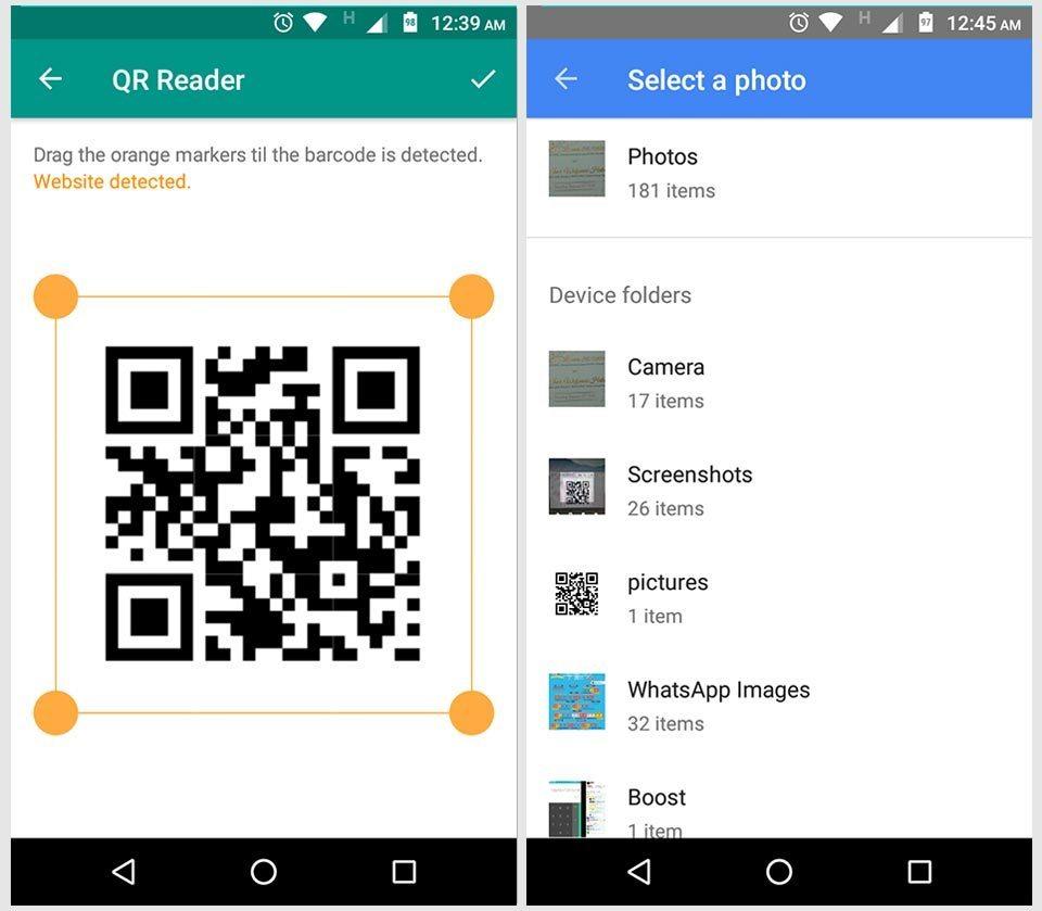 cara scan barcode di hp android - 2 - Cara Scan Barcode di HP Android