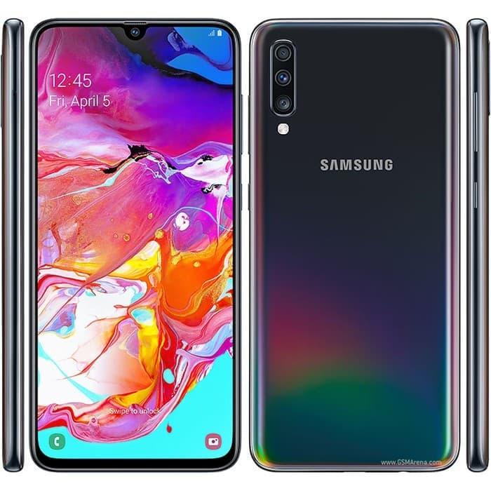 Hp Samsung Galaxy A70. hp samsung murah buat main pubg - Hp Samsung Galaxy A70 - 5 HP Samsung Murah Buat Main PUBG Terbaik 2021