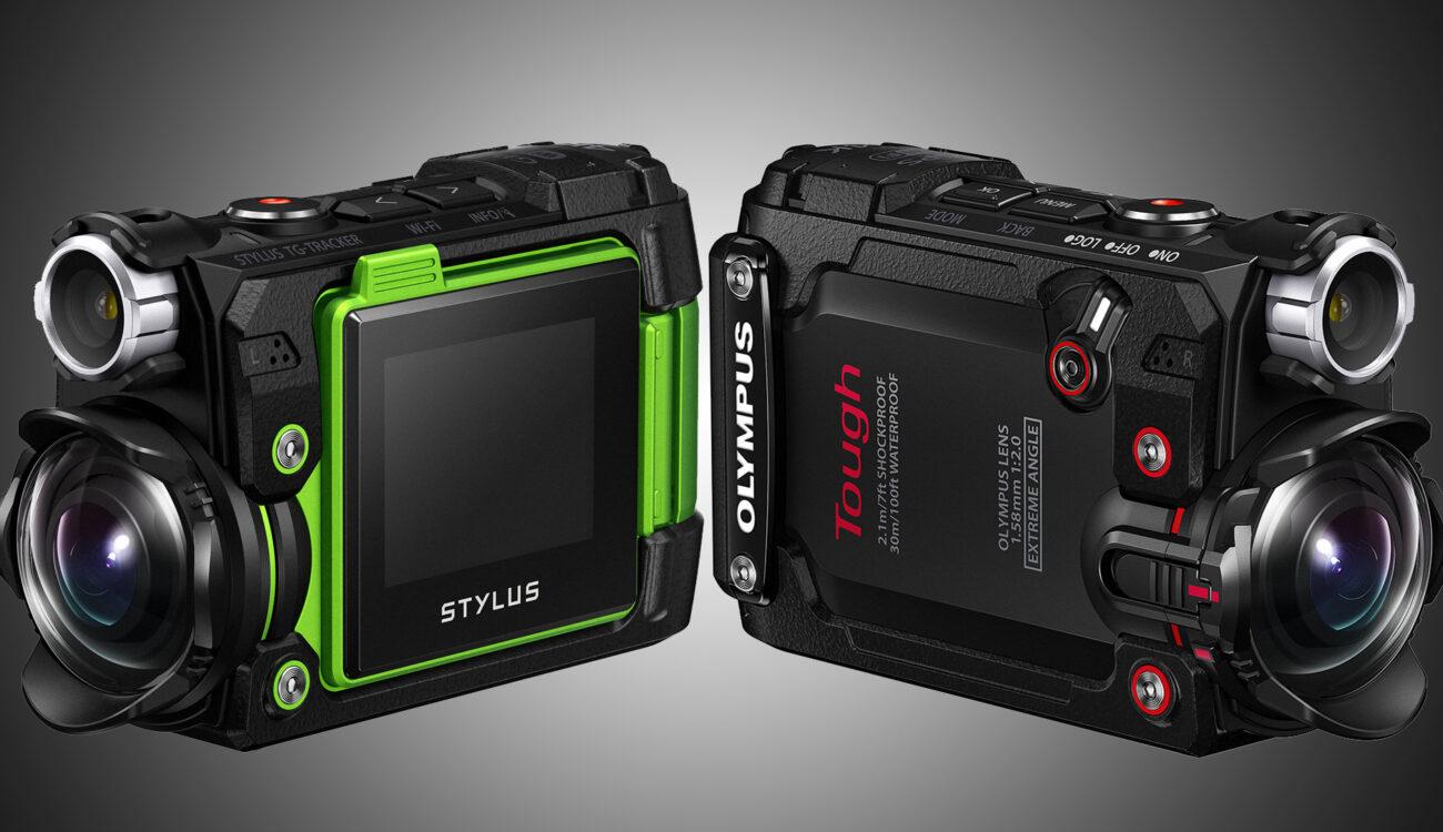 Action Camera Terbaik Olympus Stylus TG-Tracker action camera terbaik - Olympus Stylus TG Tracker - 7 Action Camera Terbaik dengan Kualitas Bagus 2021