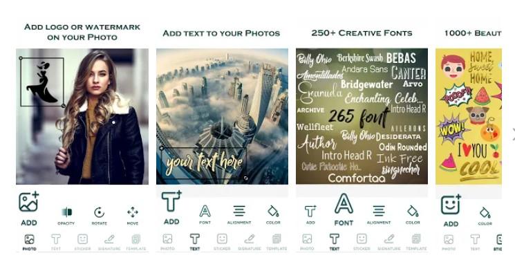 membuat watermark - Watermark Add text photo logo signature - 7 Aplikasi Membuat Watermark di Foto Terbaik 2021