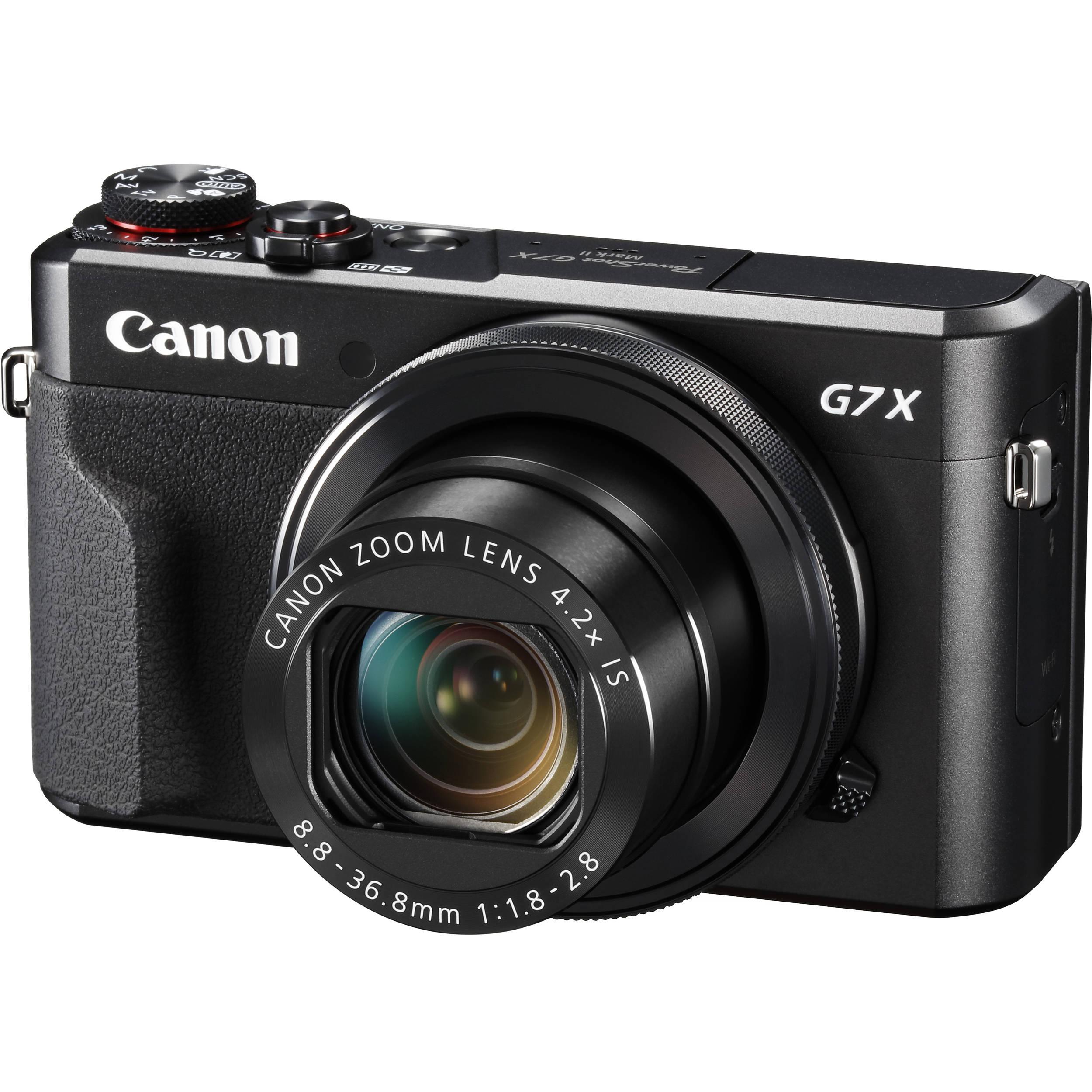 kamera vlog murah - Canon Powershot G7X - 7 Kamera Vlog Murah Terbaik untuk Youtuber Pemula