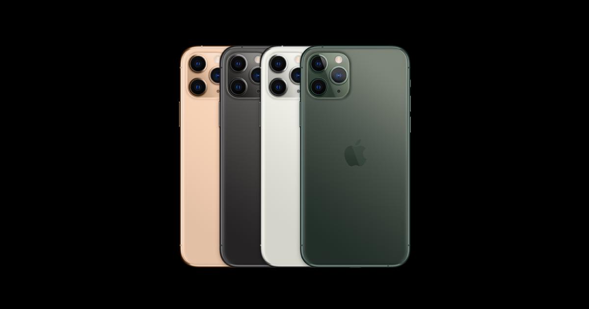 HP dengan Fitur Video 4K hp dengan fitur video 4k - Apple iPhone 11 Pro - 7 Rekomendasi HP dengan Fitur Video 4K Terbaik, Cocok Buat Nge-vlog