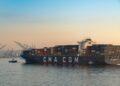 mengatasi akun whatsapp yang diretas - large cargo shipping ship docking at port of seattle with cranes in late day sunset light rltheis t20 6l1XoO 120x86 - 5 Cara Mudah Mengatasi Akun WhatsApp Yang Diretas
