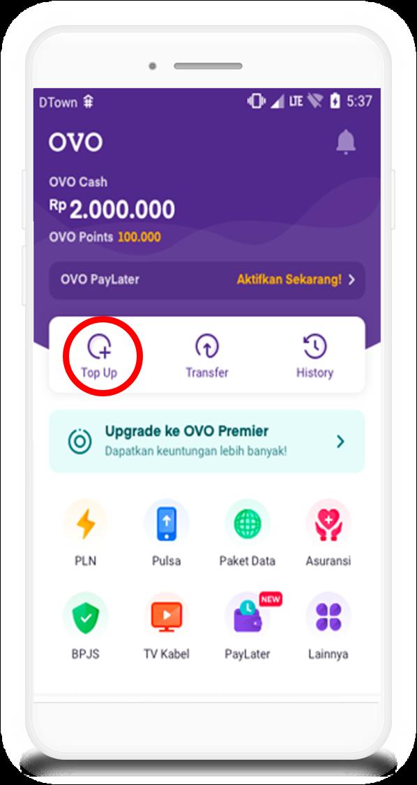 topup ovo keuntungan menggunakan ovo - top up - Keuntungan Menggunakan OVO