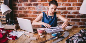 Cara Menjadi Eksportir Pemula yang Sukses - business fashion office woman laptop desk papers professional ruler designer t20 QQABrA 360x180 - Cara Menjadi Eksportir Pemula yang Sukses