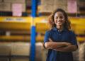 bersaing ekspor convert youtube jadi mp3 - portrait of african american worker in warehouse i QX8GZB6 120x86 - Cara Convert Youtube Jadi Mp3