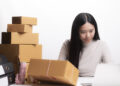 Woman with success the exporting business or online sales in concept of sme,e - commerce business cara mendapatkan joox vip gratis - woman with success the exporting business or onlin ERN95RQ 120x86 - Cara Mendapatkan JOOX VIP Gratis